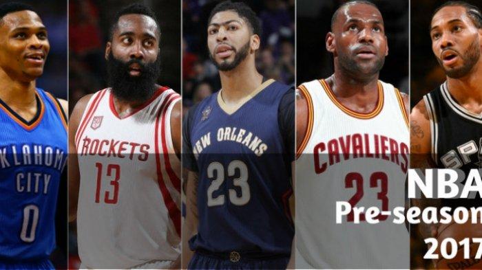 Live Streaming NBA di Vidio.com San Antonio Spurs Vs Boston Celtics Sabtu (9/12/2017) 09.30 WIB