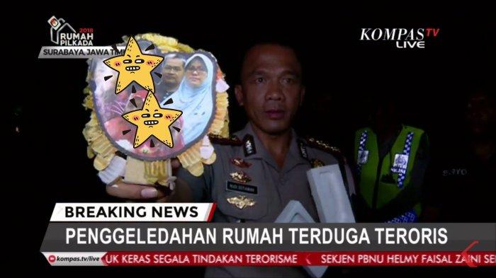 Ngeri, Anak Pelaku Bom Bunuh Diri Surabaya Sehari-hari Dicekoki Video Radikal
