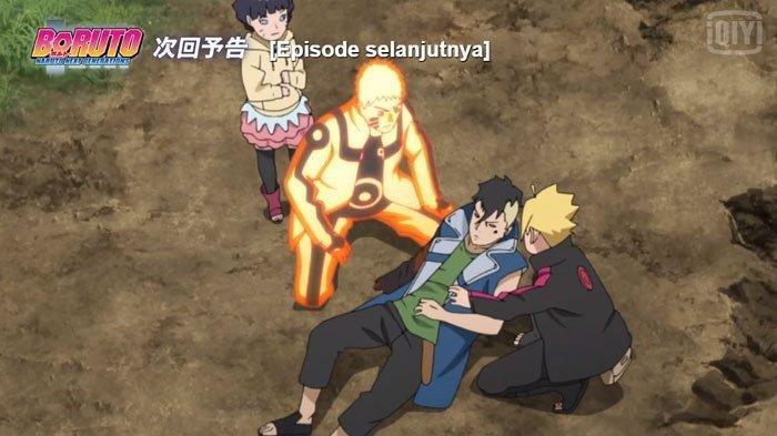 LINK Nonton Boruto Episode 199 Sub Indo di iQIYI Gratis, Amarah Naruto Saat Lawan Delta