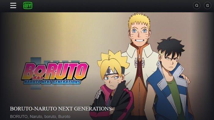 Link Nonton Streaming Boruto Episode 215 Subtitle Indonesia Gratis, Nasib Naruto dan Sasuke