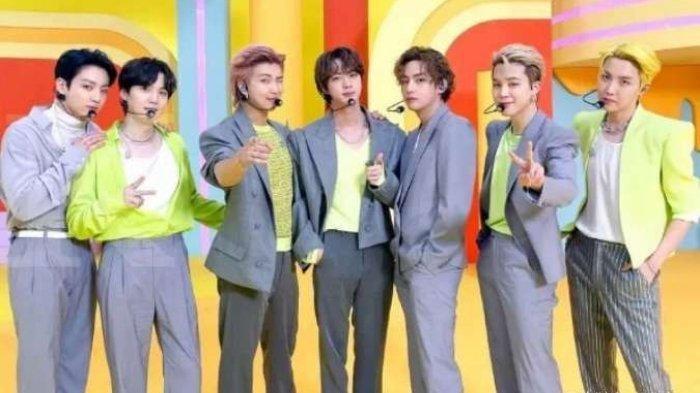 Semakin Tak Tergoyahkan, BTS Jadi Boy Grup K-Pop Nomor 1 Selama 3 Tahun