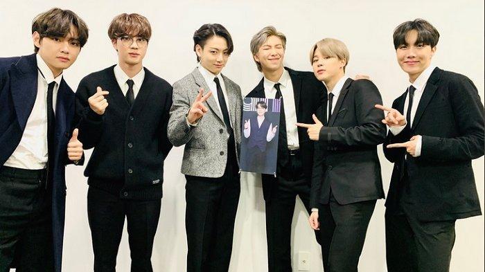 Selamat, Album BTS BE Deluxe Edition Puncaki Tangga Lagu 90 Negara, Singel Life Goes On Juga Nomor 1