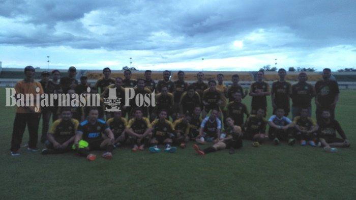 BPFC akan Gelar Laga Bersama BP Allstar FC di Kabupaten Batola
