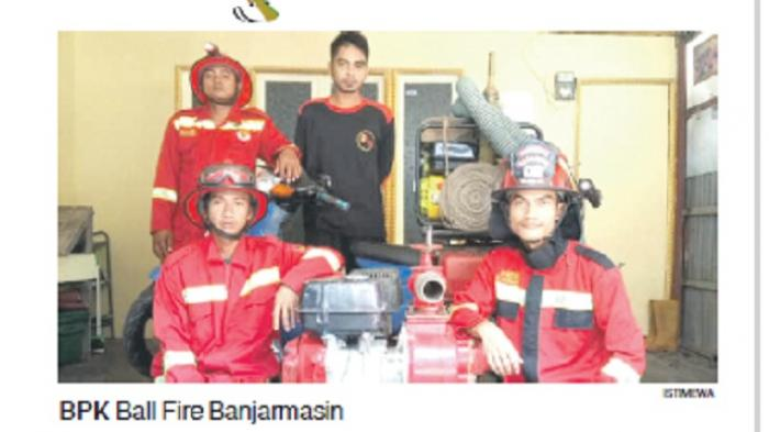 Motor Modifikasi Jadi Armada Ball Fire