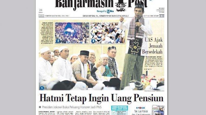 Kecuali Tak Mendapatkan Pensiun, PPPK Memiliki Kewajiban dan Hak yang Sama sebagai PNS
