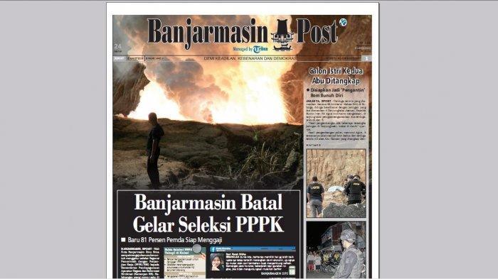 Ibnu Sina Batalkan Seleksi PPPK, Wali Kota Banjarmasin Sebut Pertimbangan ini