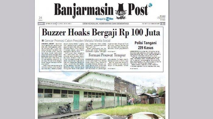 Menduga Dilakukan Relawan, TKN Joko Widodo-Ma'ruf Amin Mengaku Tidak Pernah Menyewa Tim Buzzer