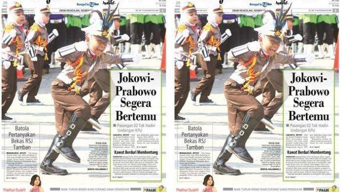 Sandiaga Uno Pastikan Jokowi dan Prabowo Akan Bertemu Tapi Tidak Langsung Membicarakan ini