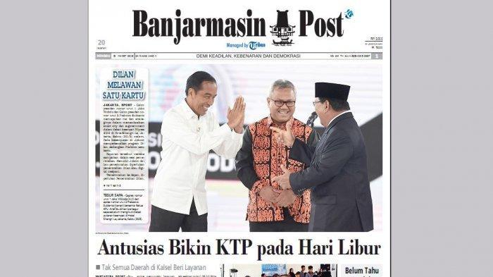 Disdukcapil Banjarbaru Sudah Sering Mmbuka Layanan Akhir Pekan, ini Kata Sri Fatma Karmailita