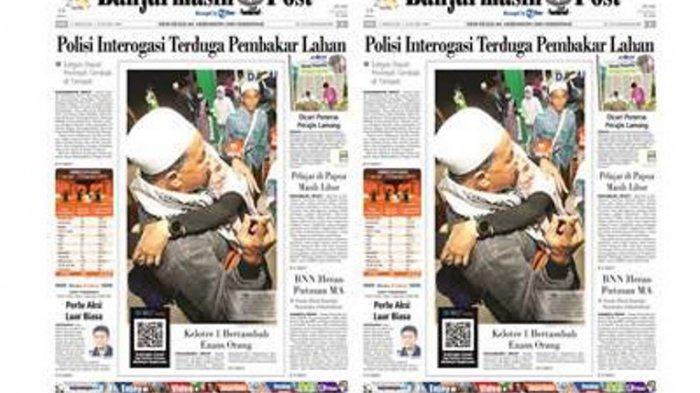Jemaah Haji Kalsel Langsung Sujud syukur Tiba di Tanah Air dalam Kondisi Begini