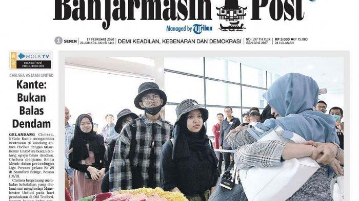 Dipulangkan ke Indonesia, Mahasiswa China Asal Kalsel Tetap Lanjutkan Kuliah Secara Online