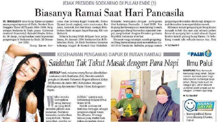 Jejak Presiden Soekarno di Pulau Ende, Biasanya Ramai Saat Hari Pancasila