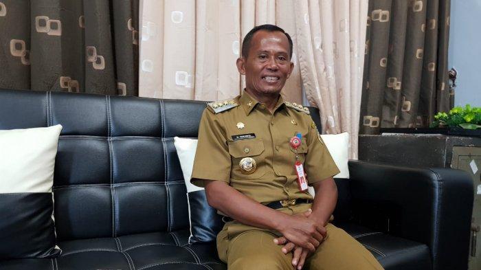 KalselPedia - Profil Bupati Tanahlaut Drs HM Sukamta MAP