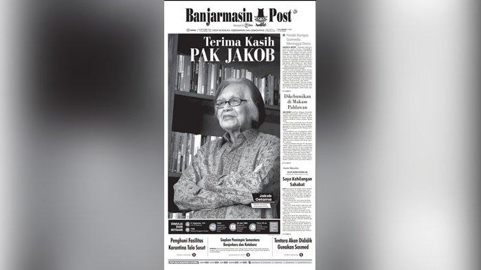 BPost Terima Penghargaan IPMA Kategori Surat Kabar Harian Regional Kalimantan Terbaik