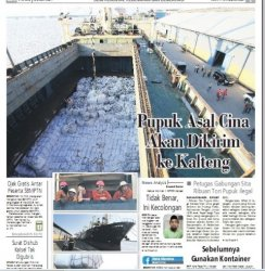 Pemeriksaan Belum Selesai, MV Toyomaru Ditahan Sementara