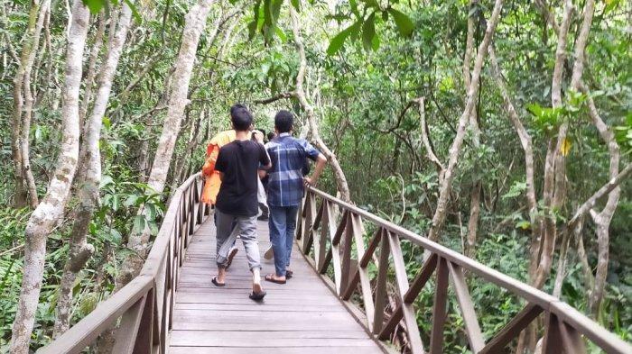 Uniknya Wisata Pulau Bakut, Sensasi Mendengarkan Suara Binatang Liar di Hutan