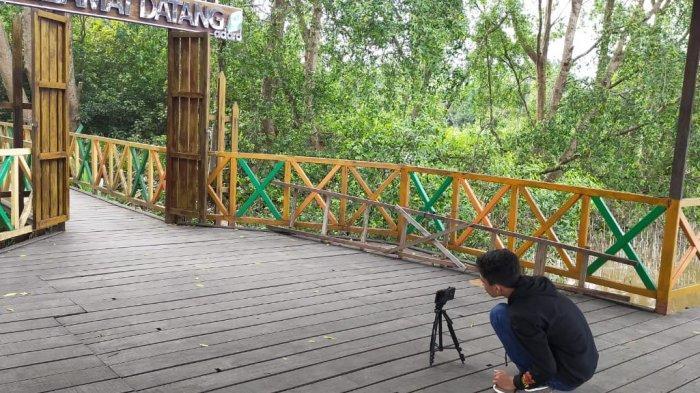 Wisata Pulau Bakut, Panoramanya yang Masih Alami Sering Dijadikan Lokasi Pemotretan dan Bikin Video
