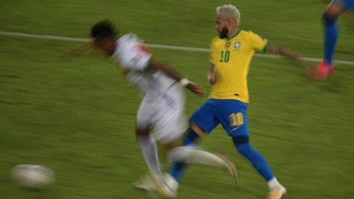 SKOR 3-0! Link Streaming TV Online Brasil vs Jerman Olimpiade 2021 Live TVRI, Skor di Babak Pertama
