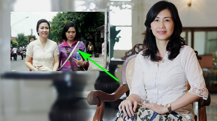 Penampakan Calon Istri Ahok, Bripda PND, Perempuan Cantik Mantan Ajudan Veronica Tan
