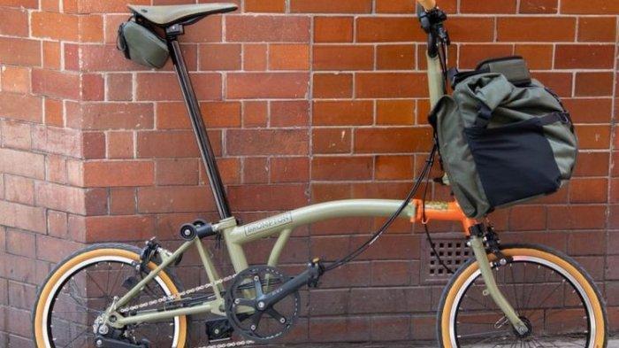 Daftar Harga Sepeda Lipat atau Seli Terbaru Juli 2020, Ada Brompton, Polygon, Pacific & UnitedBike