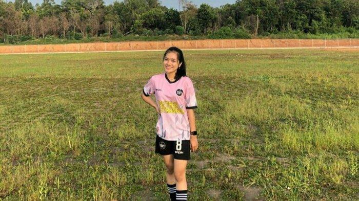Berkat Dorongan Keluarga & Pelatih, Brya Kini Jadi Pemain Futsal Andalan Kab Barito Timur Kalteng