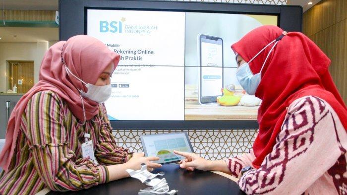 BSI Mobile untuk Transaksi Nasabah ex-BNI Syariah