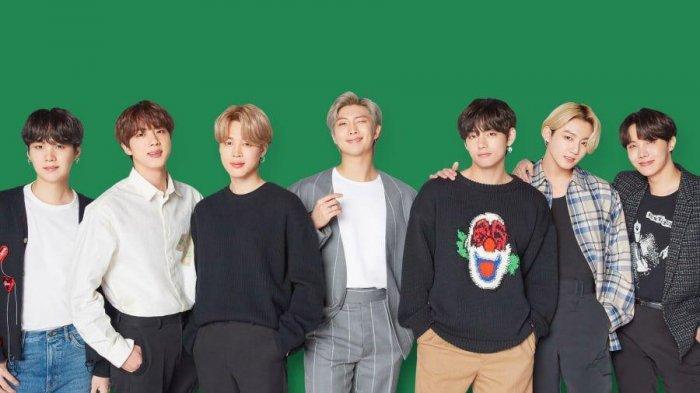 Ketahuan Syuting Project, BTS Disebut Akan Rilis Lagu Baru pada Mei 2021