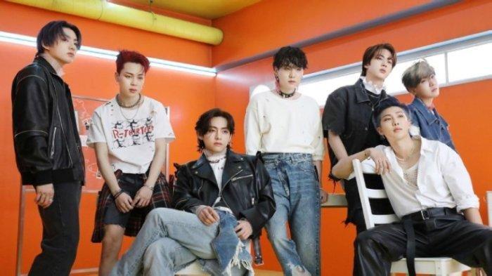 Diduga 'DibeliCalo', Harga Tiket Konser BTS di Los AngelesAda Dijual Hingga Rp513 Juta