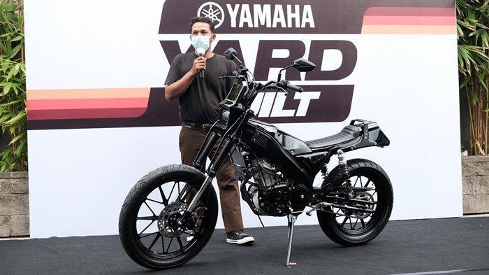 Builder Komang Gde dengan XSR 155 Black Dog (Kedux Garage)