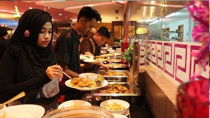 Buka puasa di Lotus Restoran Mercure