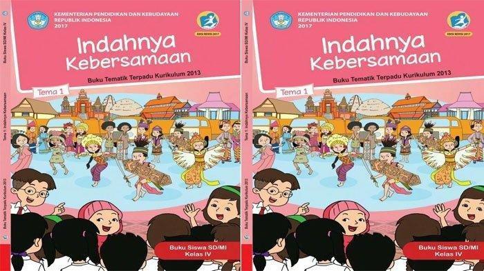 Kunci Jawaban Soal Tema 1 Subtema 2 Kelas 4 SD Halaman 123-128, Kebersamaan dalam Keberagaman