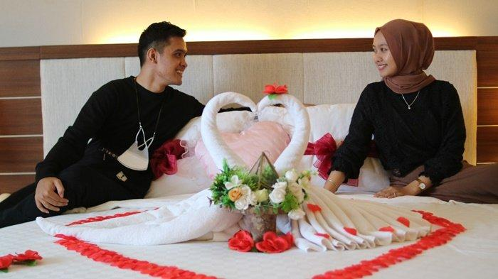 Grand Dafam Q Hotel Banjarbaru Tawarkan Paket Honeymoon di Executive Suite