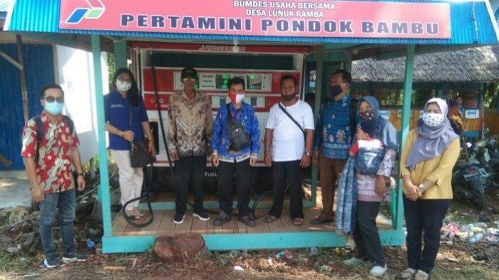 BUMDes Usaha Bersama Desa Lunuk Ramba Kapuas Jadi Tiga Terbaik se-Kalteng