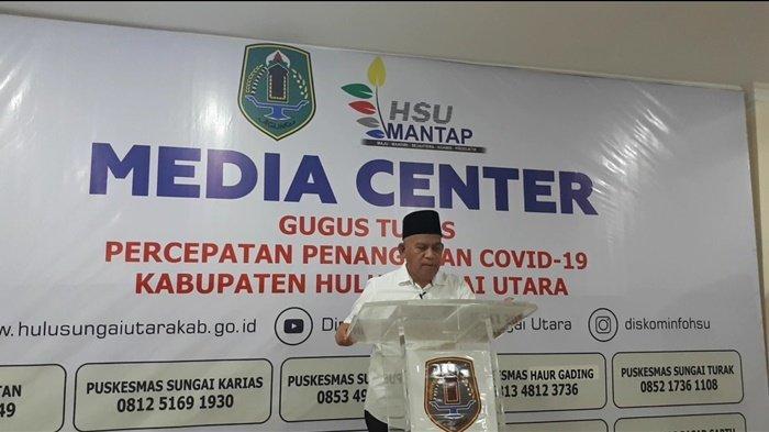 POSITIF Covid-19 Bertambah 18 Orang di Kabupaten HSU