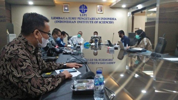 Berkhidmat untuk Banua, Bupati Balangan Abdul Hadi Sambangi Tiga Kementerian