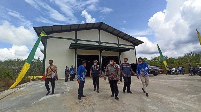 BLK Balangan Miliki Gedung Workshop Alat Berat, Pembangunannya Gelontorkan Dana Senilai Rp 2 M