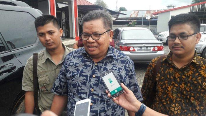 Satu Jam Bupati Balangan Ansharuddin Diperiksa di Polda, Diduga Terkait Utang Miliaran Rupiah