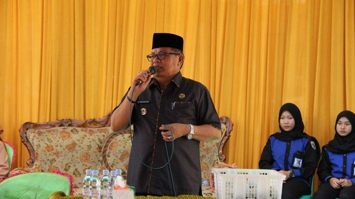 Warga Kumpulkan Dana Pembangunan Masjid Istiqlal di Desa Lajar Kabupaten Balangan