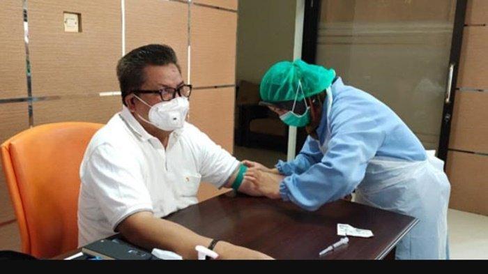 Pengidap Baru Covid-19 di Balangan Bertambah, Pemkab Siapkan Makam Pahlawan untuk Pasien Meninggal