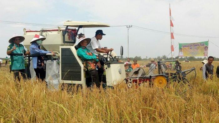Kalselpedia - Nama Desa Berawalan Tatah di Wilayah Kabupaten Banjar