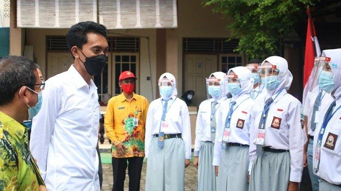 Bupati Banjar Saidi Mansyur Buka Diklat Paskibraka 2021, Begini Pesannya