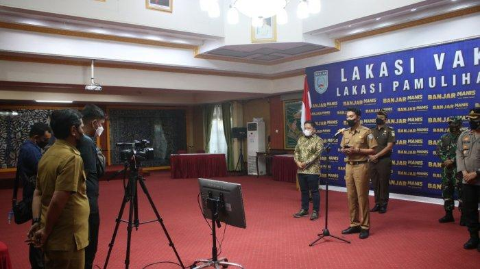 Selama PPKM Level III, Bupati Banjar Saidi Mansyur Minta Masyarakat Tak Resah