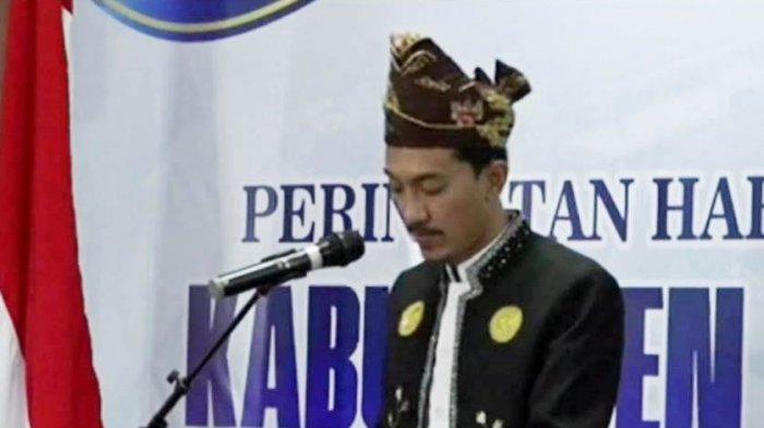 Puncak Hari Jadi ke 71 Kabupaten Banjar Dilaksanakan Virtual, Bupati Minta Prestasi Dipertahankan