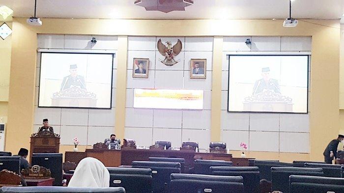 Anggota DPRD Sahkan RPJMD 2021-2026 Kabupaten Banjar Jadi Perda