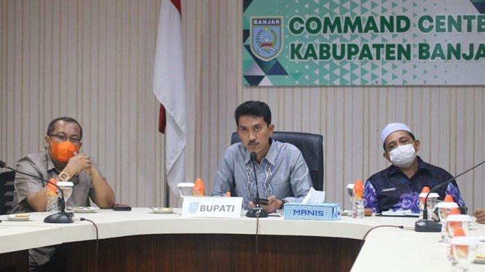 Bupati Banjar Minta Peran Optimal Satgas Covid-19 Kelurahan dan Desa di Martapura