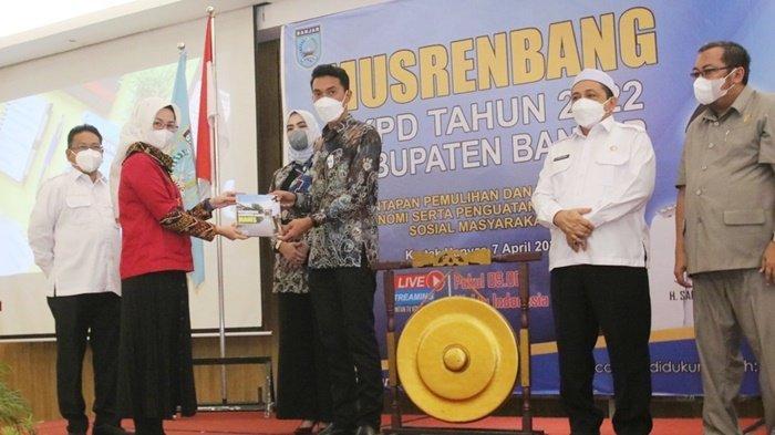 Bupati Banjar Ingin Percepatan Pembangunan dan Pemulihan Ekonomi di Musrenbang RKPD