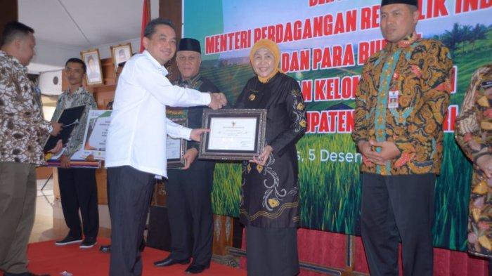 Normiliyani Dapatkan Penghargaan Penerapan SRG