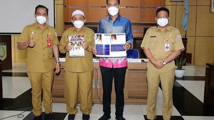 Bupati Banjar H Saidi Mansyur Apresiasi Terbitnya Majalah Suara Banjar