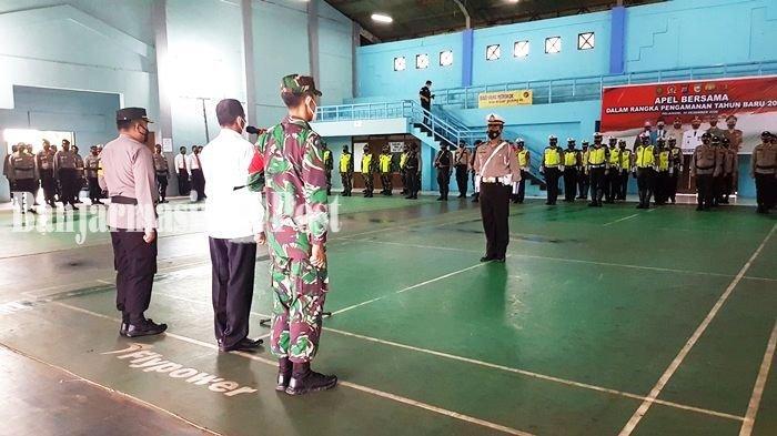 Polres Tala Kalsel Terjunkan 300 Personel untuk Amankan Momen Tahun Baru