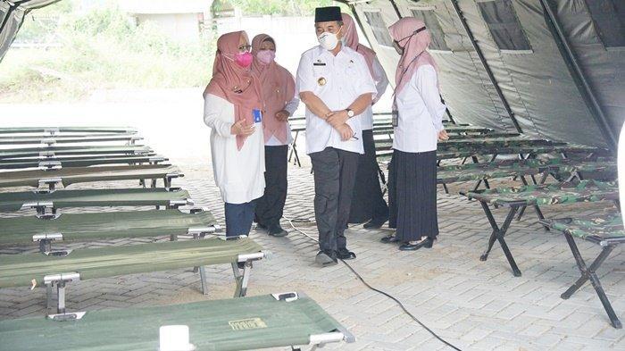 Update Covid-19 di HSS: Empat Orang Meninggal di RSUD Brigjen H Hasan Basry Kandangan